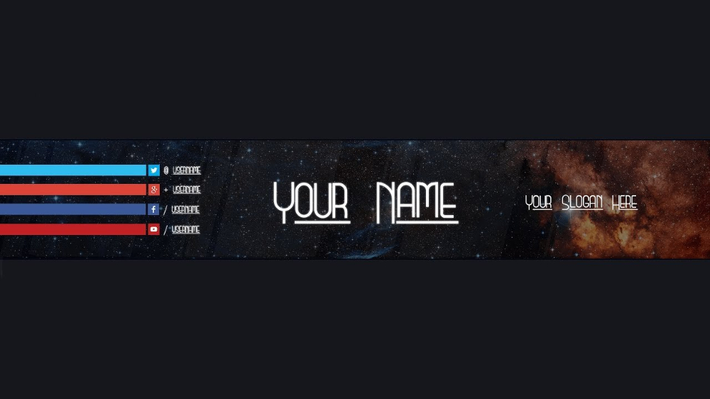 Youtube Banner Template Adobe Photoshop Inside Adobe with Adobe Photoshop Banner Templates