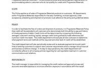 002 Template Ideas Dress Code Policy Company Credit Page For pertaining to Company Credit Card Policy Template