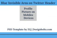 10 Twitter Header Template Psd Images – Twitter Banner Size with Twitter Banner Template Psd