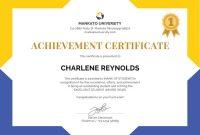 13 Printable School Certificates | Certificate Templates regarding Certificate Templates For School