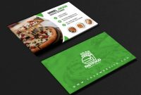 15+ Best Free Photoshop Psd Business Card Templates inside Food Business Cards Templates Free