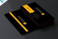 150+ Free Business Card Psd Templates Regarding Visiting within Create Business Card Template Photoshop