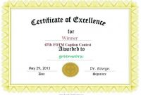 1St 2Nd 3Rd Place Certificate Template Templates First Award with regard to First Place Certificate Template