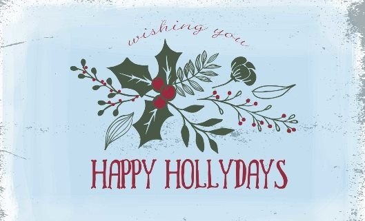 20 Beautiful (And Free) Christmas Card Templates | Psprint regarding Free Holiday Photo Card Templates