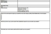 20+ Sample Sales And Marketing Questionnaires In Pdf | Ms Word inside Business Process Questionnaire Template