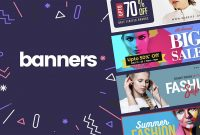24 Best Banner Templates (Photoshop, Ad And Website Banners within Banner Template For Photoshop