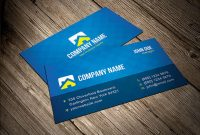 25+ Excellent Business Card Templates For Your Own Use intended for Gimp Business Card Template