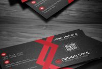 25 Professional Business Cards Template Designs | Design intended for Web Design Business Cards Templates
