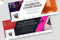 25+ Professional Facebook Cover & Post Mockups For Promotion throughout Facebook Business Templates Free