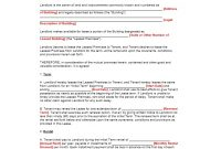 26 Free Commercial Lease Agreement Templates ᐅ Templatelab for Business Lease Agreement Template Free