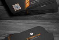 26 Modern Business Cards Psd Templates (Print Ready with Modern Business Card Design Templates