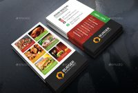 32+ Food Business Card Templates – Free Premium Psd Eps regarding Food Business Cards Templates Free