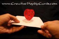 3D Heart Pop Up Card Template | Heart Pop Up Card, Pop Up regarding 3D Heart Pop Up Card Template Pdf