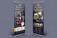 49+ Best Roll Up Banner Mockups And Templates 2020 intended for Photography Banner Template