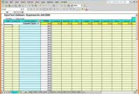 5 Business Expense And Income Spreadsheetexcel – An Image for Small Business Expenses Spreadsheet Template
