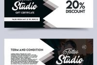 51+ Premium & Free Psd Professional Gift Certificates within Gift Certificate Template Photoshop