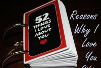 52 Things I Love About You' Ideas & Tips throughout 52 Things I Love About You Deck Of Cards Template