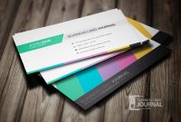 55+ Free Creative Business Card Templates – Designmaz within Creative Business Card Templates Psd