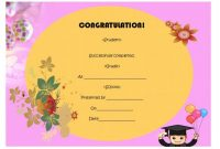 5Th Grade Graduation Certificate Template : 24+ Printable in 5Th Grade Graduation Certificate Template