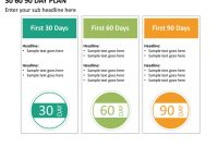 90-Days-Plan-Template – Fppt intended for 30 60 90 Business Plan Template Ppt
