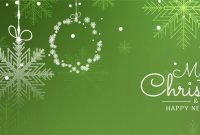 Abstract Decorative Merry Christmas Banner Template throughout Merry Christmas Banner Template