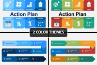Action Plan for Business Plan Presentation Template Ppt