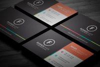 Anspruchsvolle Business Card Template Seiten Mit Zitieren pertaining to Business Card Template Pages Mac