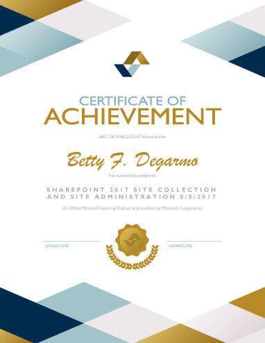 Award Certificate Design Template (4) - Templates Example throughout Award Certificate Design Template