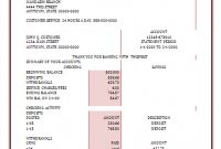 Bank Statement Template | Statement Template, Credit Card inside Credit Card Statement Template Excel