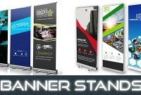 Banner Stand Design Templates | Custom Graphix with regard to Banner Stand Design Templates