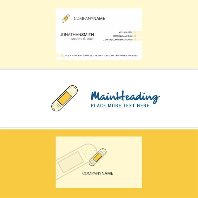 Beautiful Plaster Logo And Business Card Vertical Design Pertaining To Plastering Business Cards Templates