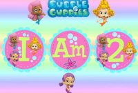 Bubble Guppies Party Printables Free | Printable Bubble with Bubble Guppies Birthday Banner Template