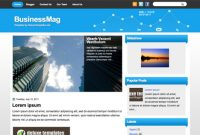 Business Blogger Templates | Ufotemplates inside Free Blogger Templates For Business