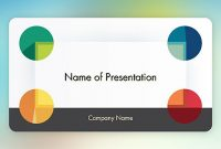 Business Card Style – Free Presentation Template For Google within Business Card Powerpoint Templates Free