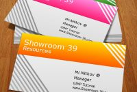 Business Card Template – Gimp Room39 within Gimp Business Card Template