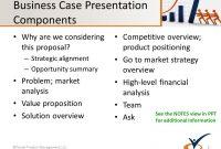 Business Case Presentation Template. Business Case in Template For Business Case Presentation