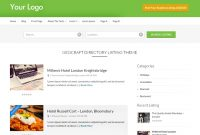 Business Directory Within WordPress Business Directory Template