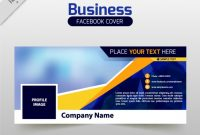 Business Facebook Cover Template | Free Vector for Facebook Business Templates Free