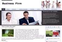 Business Firm Blogger Template | Lovely Templates within Free Blogger Templates For Business