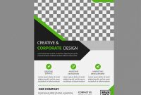 Business Flyer Template Free Vector In Encapsulated in New Business Flyer Template Free