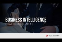 Business Intelligence Powerpoint Template intended for Business Intelligence Powerpoint Template