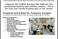 Business Plan For Your Dry Cleaning Service | Laundry with Free Laundromat Business Plan Template