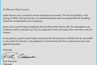 Business Recommendation Letter (10+ Samples / Formats with Business Reference Template Word