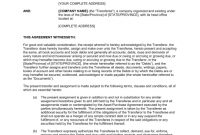 Business Transfer Agreement Template. Letter Of Intent For regarding Transfer Of Business Ownership Contract Template