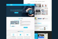 Business Website Template | Free Psd Template | Psd Repo regarding Template For Business Website Free Download