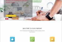 Business Website Template Free Website Templates In Css intended for Template For Business Website Free Download