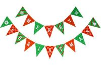 Canon Papercraft – Merry Christmas Banner Ver.2 Free Templ in Merry Christmas Banner Template