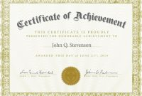 Certificate Free Vector Download (941 Free Vector) For within Certificate Template For Pages