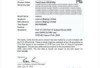 Certificate Of Conformance Template (5 inside Certificate Of Conformity Template
