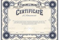 Certificate Templates For Pages   Certificate Templates within Certificate Template For Pages